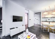 Лучшие апартаменты в которых я жил. Чисто , новый дом, достойный ремонт ! - фото (569-27588)