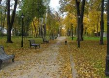 Хороший большой парк в центре Киева  - фото (513-27460)