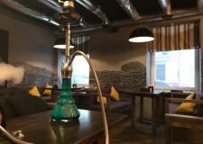 Хорошее место вкусный дымный кальян (когда много людей вытяжки не справляются ) - фото (479-22510)