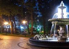 Парк находиться рядом с моим офисом, очень удобная локация для вечерних прогулок с отличным видом на - фото (526-27476)