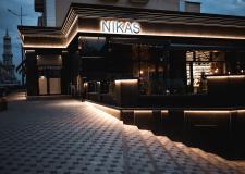 красивое приятное место,провести вечер  хорошая публика, вкусная еда , кальян не очень  - фото (476-17772)