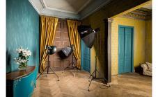 Интерьерная фотостудия F11 Studio - фото (1439-7848)