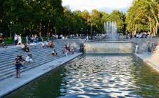 Сад им. Т.Г. Шевченко - фото (8224-51537)