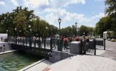 Сад им. Т.Г. Шевченко - фото (8224-51538)