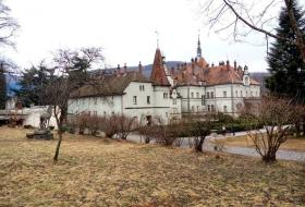 Замок графів Шенбонів - фото (5385-27270)