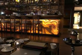 Красивый ресторан приятная публика кухня на троечку  кальян тоже  - фото (438-17003)