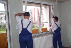 Нормальные окна за адекватную и умеренную стоимость. Очень порадовало обслуживание и качественная - фото (484-27242)