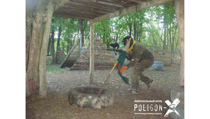 Пейнтбольный клуб Полигон-Х - фото (1323-7312)