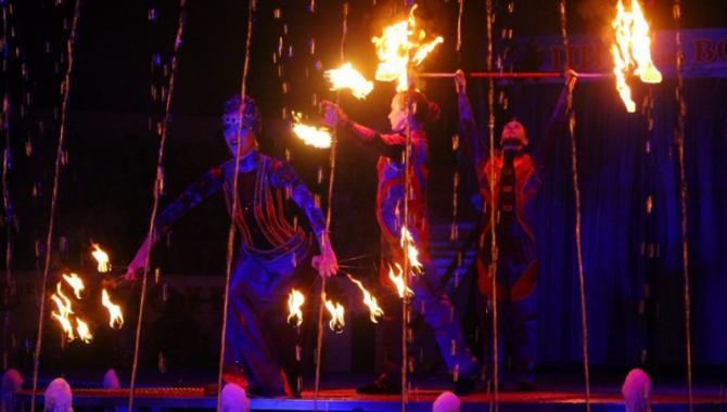 Дніпропетровський державний цирк - фото (897-4066)