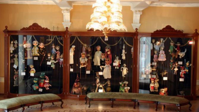 Київський академічний театр ляльок - фото (1464-7972)
