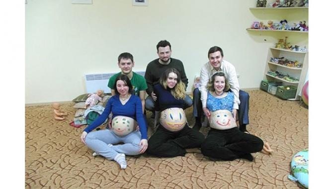 Курсы для беременных от Мама Профи - фото (1732-9248)