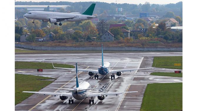 Аэропорт Киев Жуляны - фото (1362-7507)