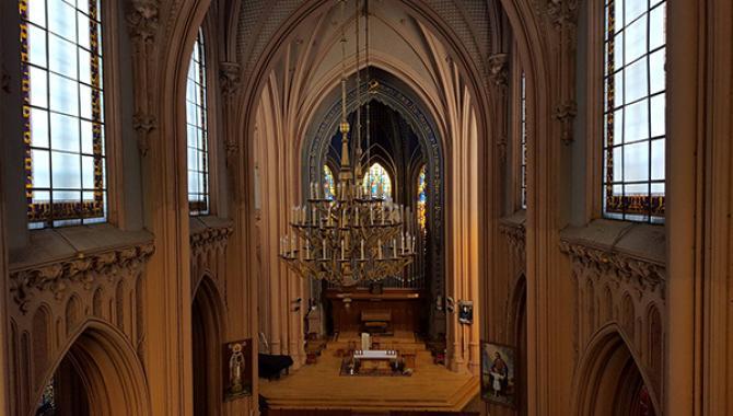 Римсько-Католицька парафiя св Миколая в Києвi - фото (1505-8164)