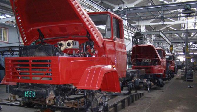 Черкасский автомобильный ремонтный завод - фото (3094-39531)