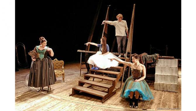 Національний академічний драматичний театр імені Івана Франка - фото (1473-8013)