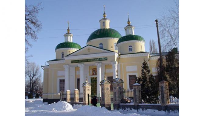 Спасо-Преображенский собор - фото (1507-8174)