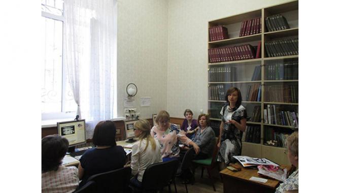 Харківська державна наукова бібліотека імені В.Г.Короленка - фото (1728-9219)