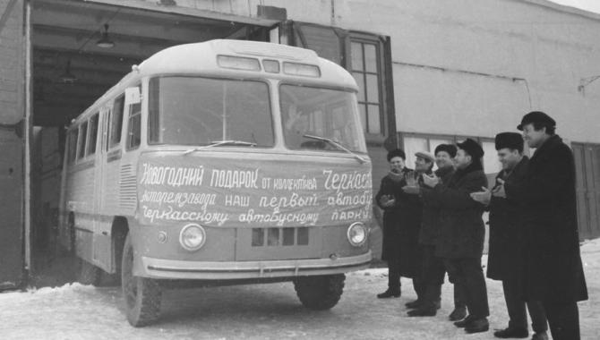 Черкасский автомобильный ремонтный завод - фото (3094-40109)