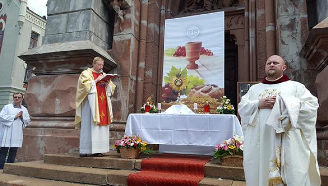Римсько-Католицька парафiя св Миколая в Києвi - фото (1505-8167)