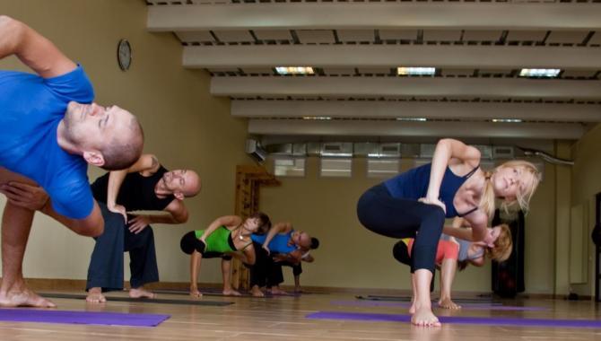 Йога студия Сидерского - фото (965-4425)