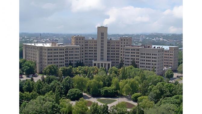 Харьковский национальный университет имени В. Н. Каразина - фото (1430-7804)