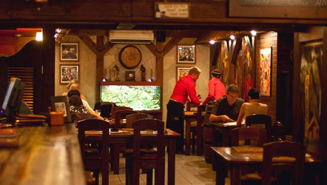 Ресторан Las Torres - фото (1056-5438)