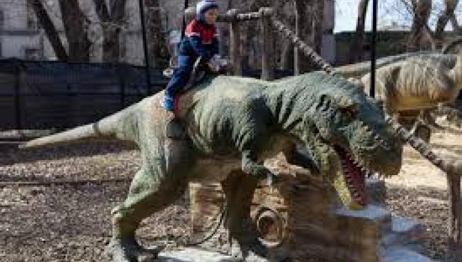 Парк Динозавров - фото (8236-51579)