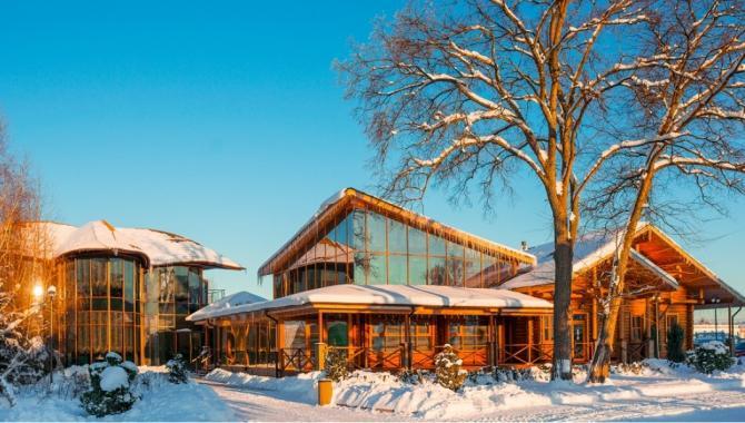Хороший загородный комплекс , с отличным СПА , хорошим рестораном! рекомендую  - фото (491-27391)
