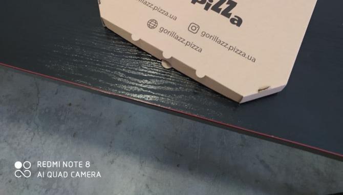 Горилаз Пицца Вишневое - фото (8590-52502)