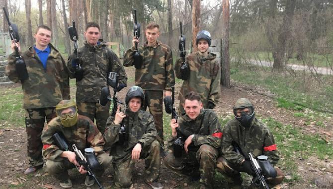 Пейнтбол в Киеве «Партизан» - фото (9195-53496)