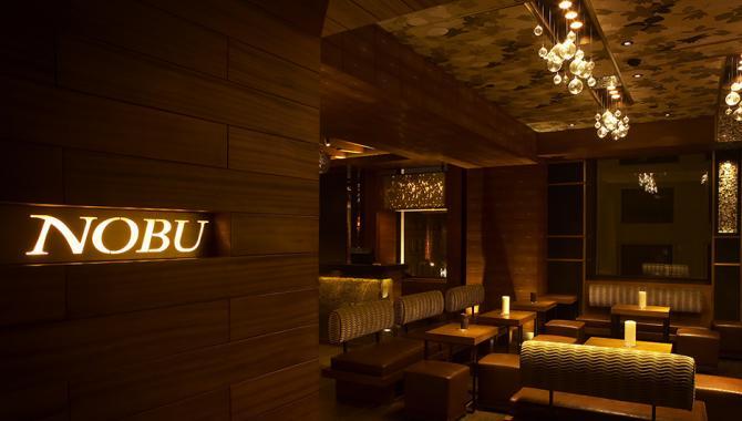 Ресторан Nobu Москва - фото (1087-5684)