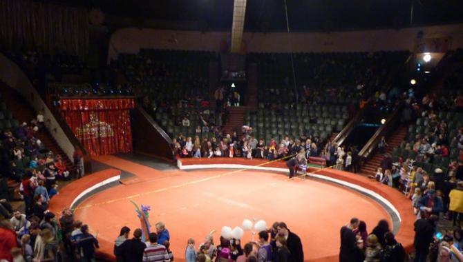 Дніпропетровський державний цирк - фото (897-4068)