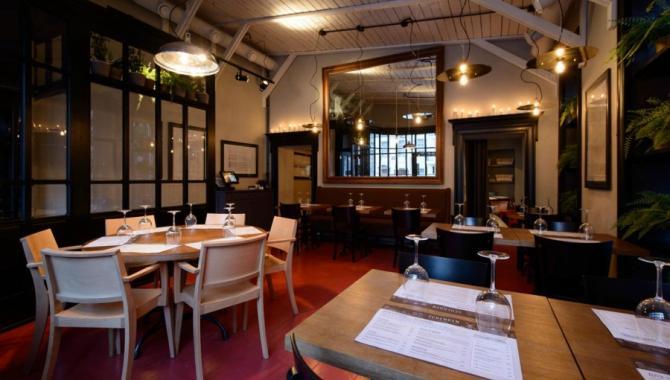 Ресторан Schengen - фото (1018-4747)