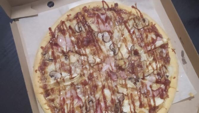 Горилаз Пицца Вишневое - фото (8591-52507)