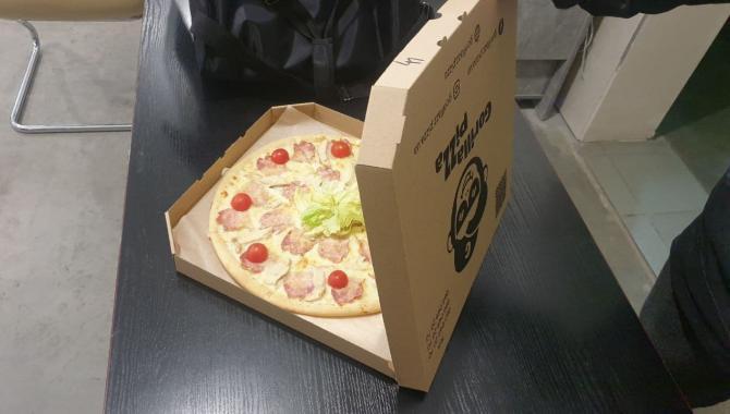 Горилаз Пицца Вишневое - фото (8591-52510)