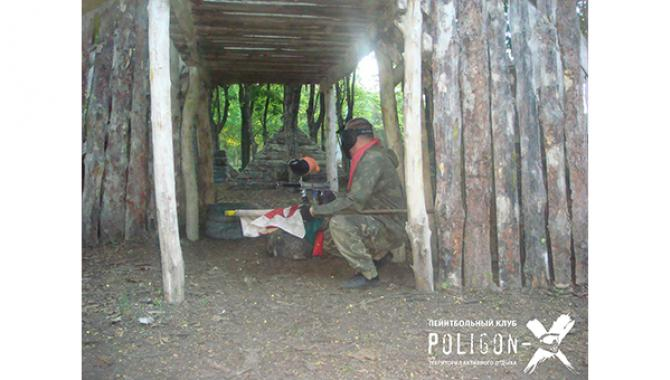 Пейнтбольный клуб Полигон-Х - фото (1323-7313)
